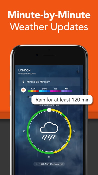 AccuWeather: Weather Reports screenshot two