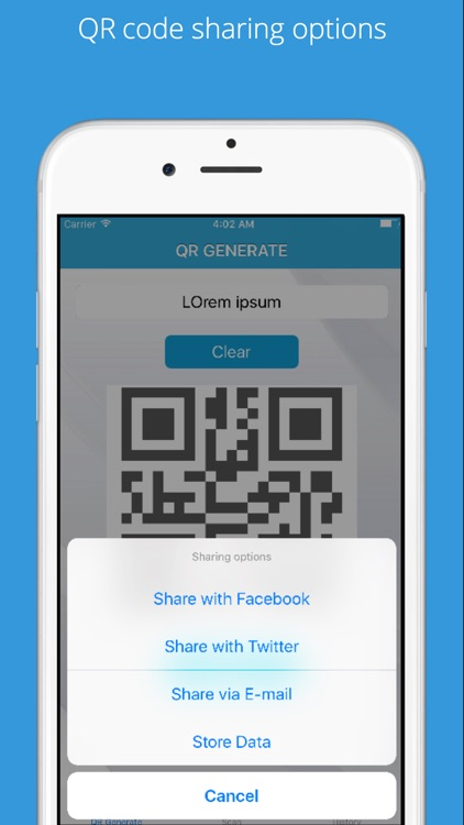 QR Reader kit screenshot-4
