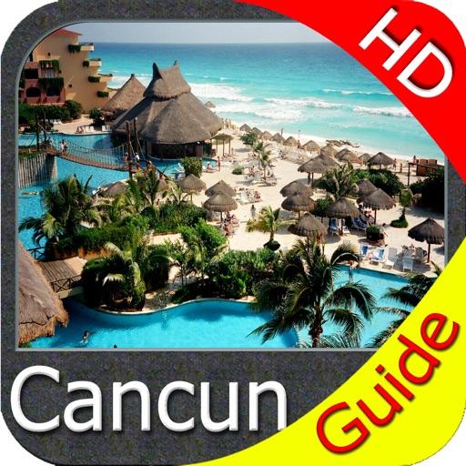 Cancun HD - GPS Map Navigator