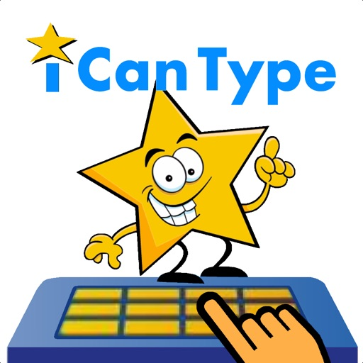 i Can Type - Sight Words