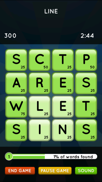 Word Seek HD screenshot1