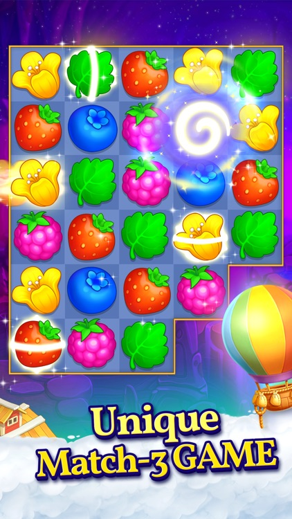 Puzzle Heart Match-3 Adventure screenshot-0