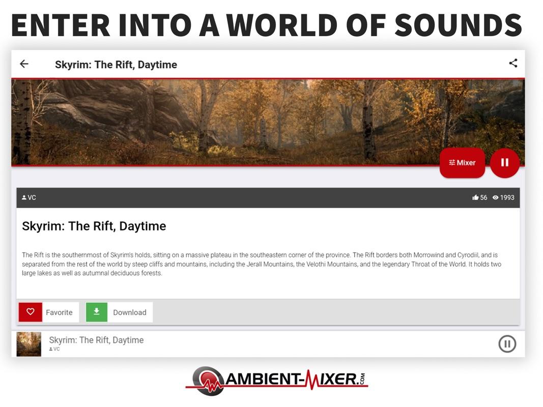Ambient Mixer ambient mixer music - online game hack and cheat | gehack