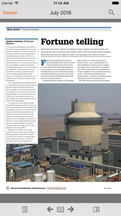 Nuclear Engineering Internat'l