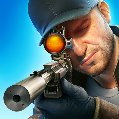 Sniper 3D: Fun FPS Shooting app