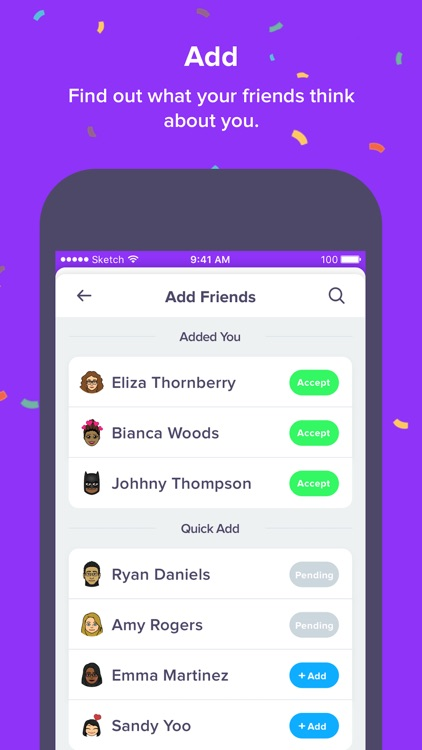 Polly - Polls for Snapchat