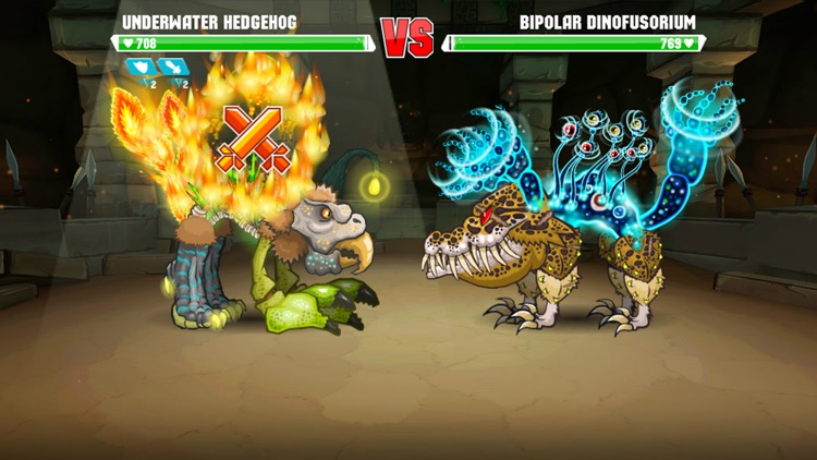 Mutant Fighting Cup 2 screenshot-1