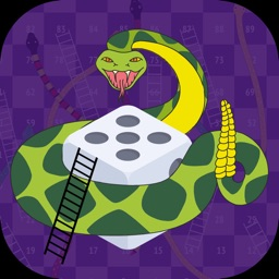 Snakes & Ladders -A Board Game
