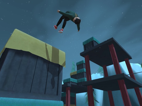 parkour flight 2