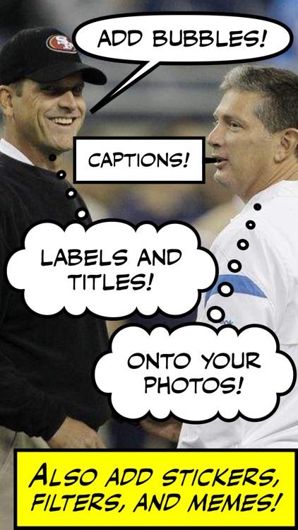 Comic Caption Meme Maker Lite