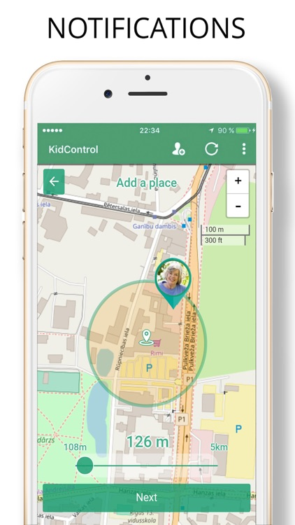 Family GPS Tracker Kid Control screenshot-4