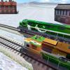 Driving Train Sim
