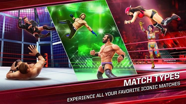 WWE Mayhem screenshot-3