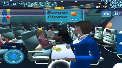 Flight Attendant Simulator 3D screenshot three