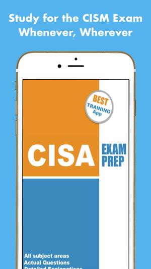 CISA Exam Prep 2018 ~ ISACA on the App Store