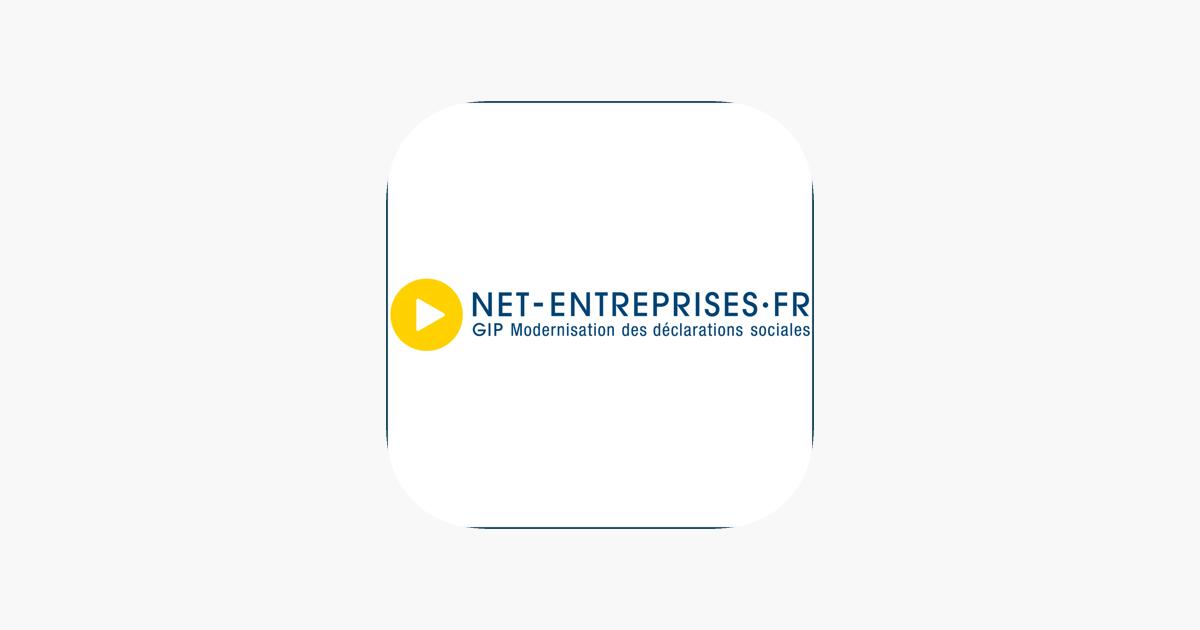 Net Entreprises Dans L App Store