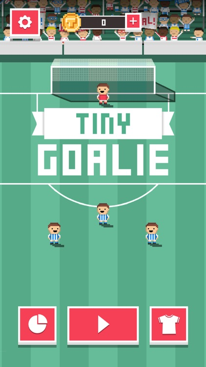 Tiny Goalie