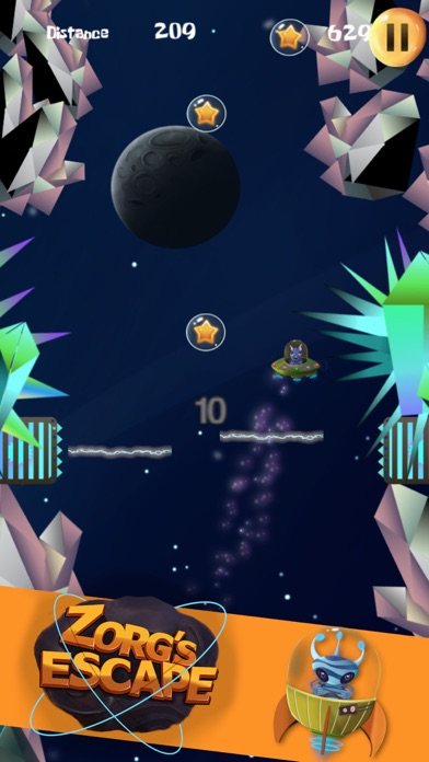 Zorg's Escape screenshot three