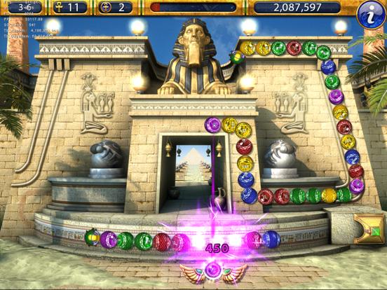 Luxor 2 screenshot 10