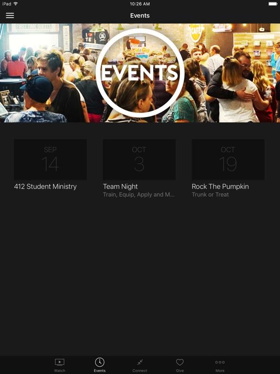 The Experience Church App screenshot 5