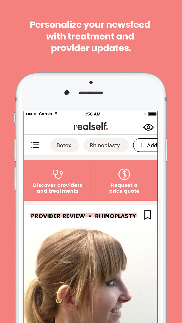 RealSelf Screenshot