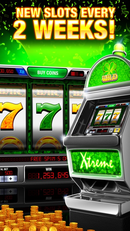 Xtreme Vegas Classic Slots screenshot-3