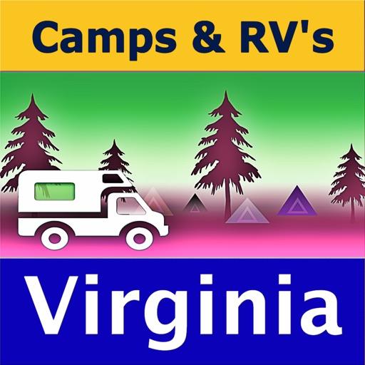 Virginia – Camping & RV spots