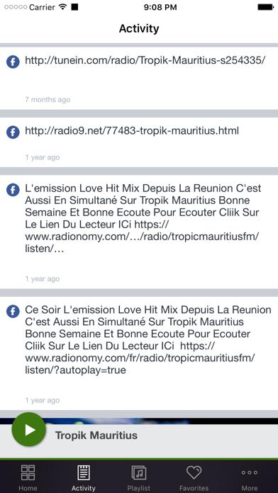 Tropik Mauritius screenshot two