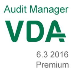 Audit Manager VDA 2016
