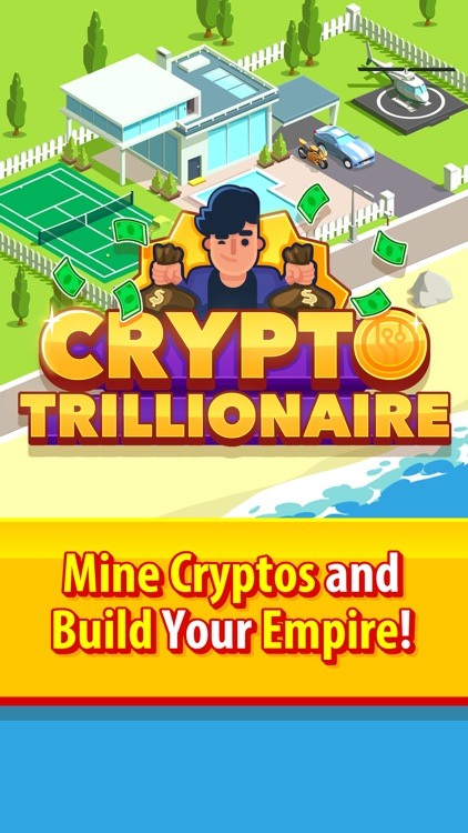 Crypto Trillionaire screenshot-0