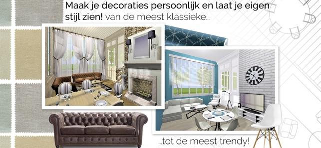 Ruimte Inrichten 3d.Home Design 3d In De App Store
