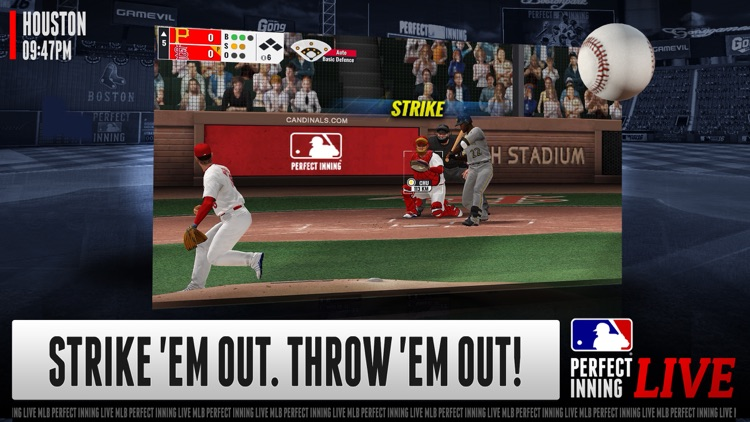 MLB Perfect Inning Live screenshot-4