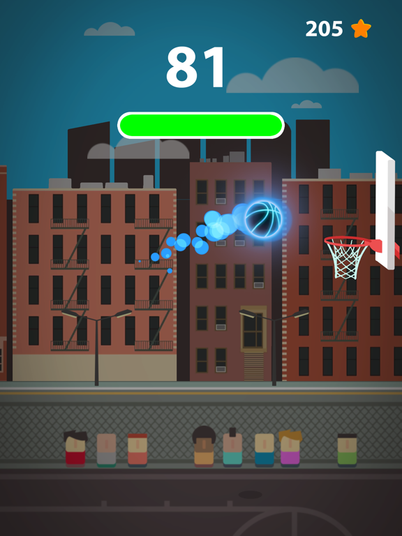 Tap Dunk - Basketball screenshot 10