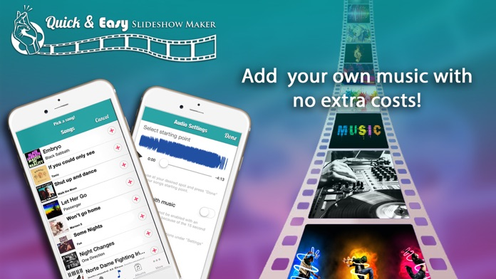 Quick & Easy Slideshow Maker Screenshot