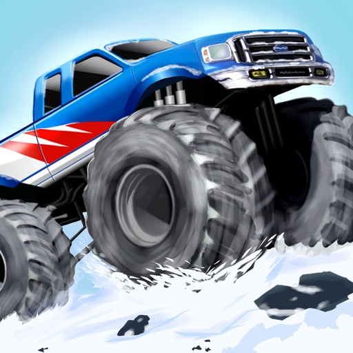 Monster Stunts: Extreme Stunt Truck Racing
