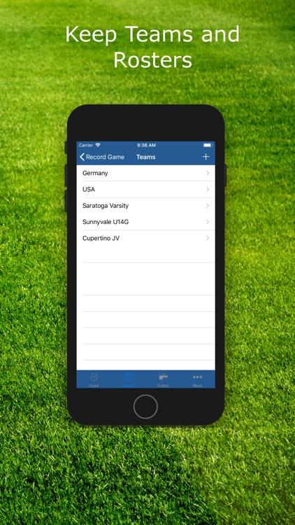 SFRef Soccer Referee Watch screenshot-8