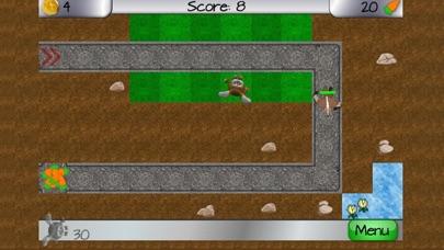 Wabbit Wars screenshot three