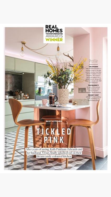 Real Homes Magazine screenshot-6