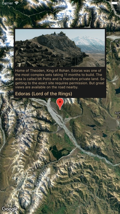 Middle-earth Guidebook NZ screenshot-4