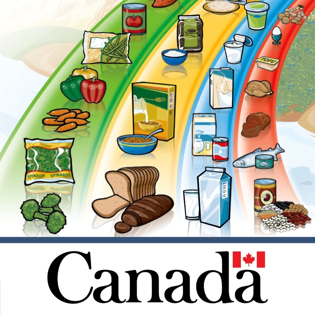 Canada Food Guide How Much Serving