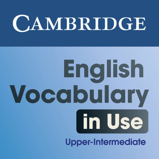 Vocabulary in Use Upper Int