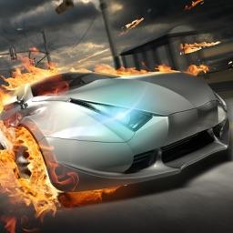 Xtreme Car Destruction League : Cars War Game