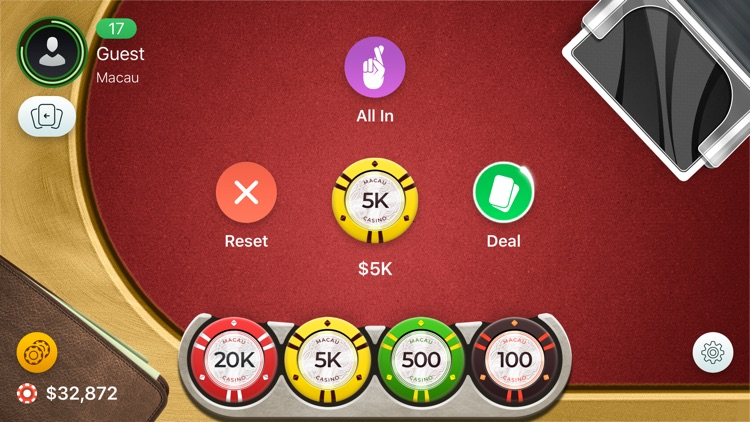 Blackjack screenshot-1