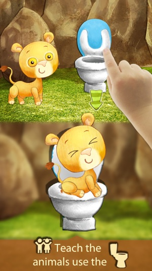 Töpfchentraining für kinder Screenshot