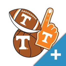 Tennessee Volunteers PLUS Selfie Stickers
