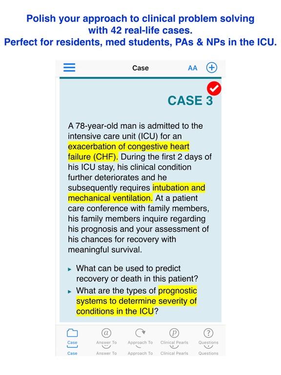 Case Files Critical Care, 2/e | App Price Drops
