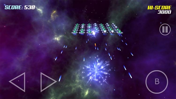 War Of Alien Ships 3D - Arcade Shooter Up screenshot-3