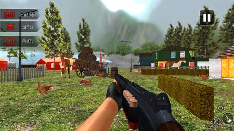 Chicken Hunt Sniper shoot Pro screenshot-4
