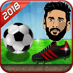 Puppet Soccer 2018 Kick Game