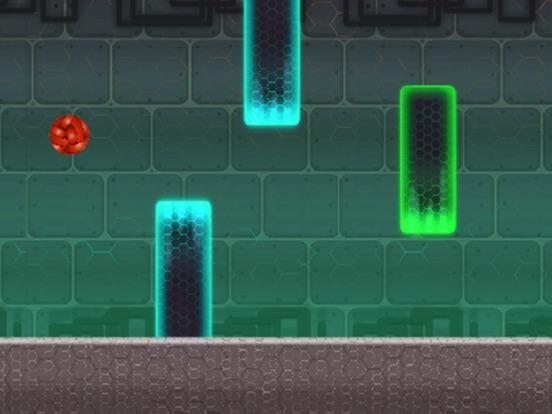 Bounce Red Ball-ipad-2
